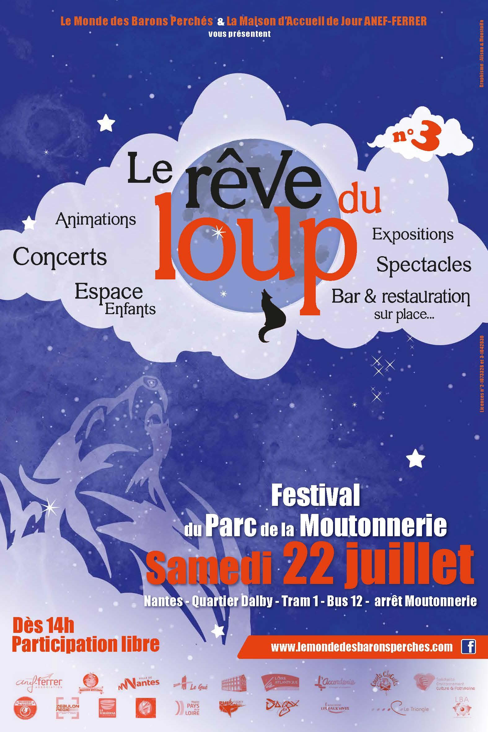 Festival le Rêve du Loup 2017